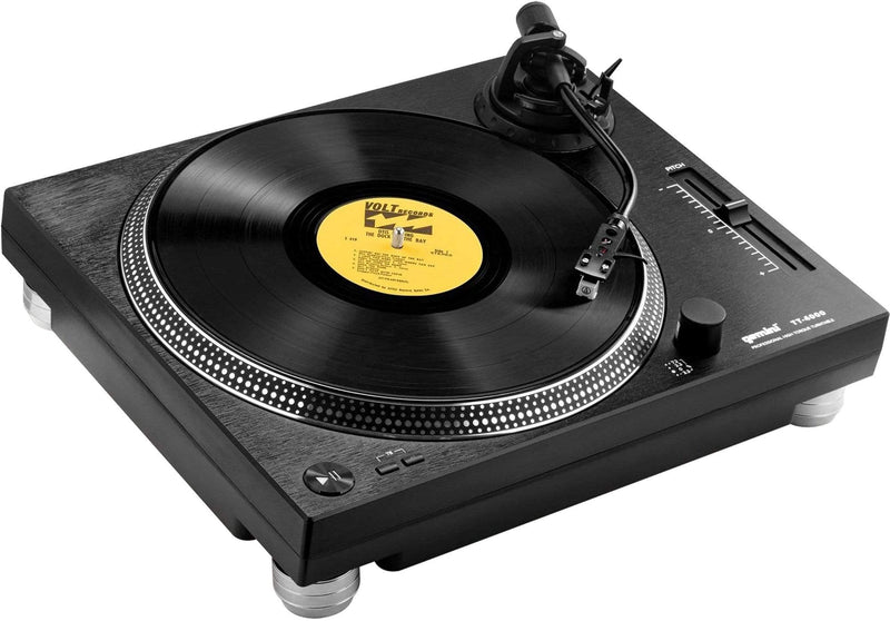 Gemini TT-4000 High-Torque Direct Drive Turntable - ProSound and Stage Lighting