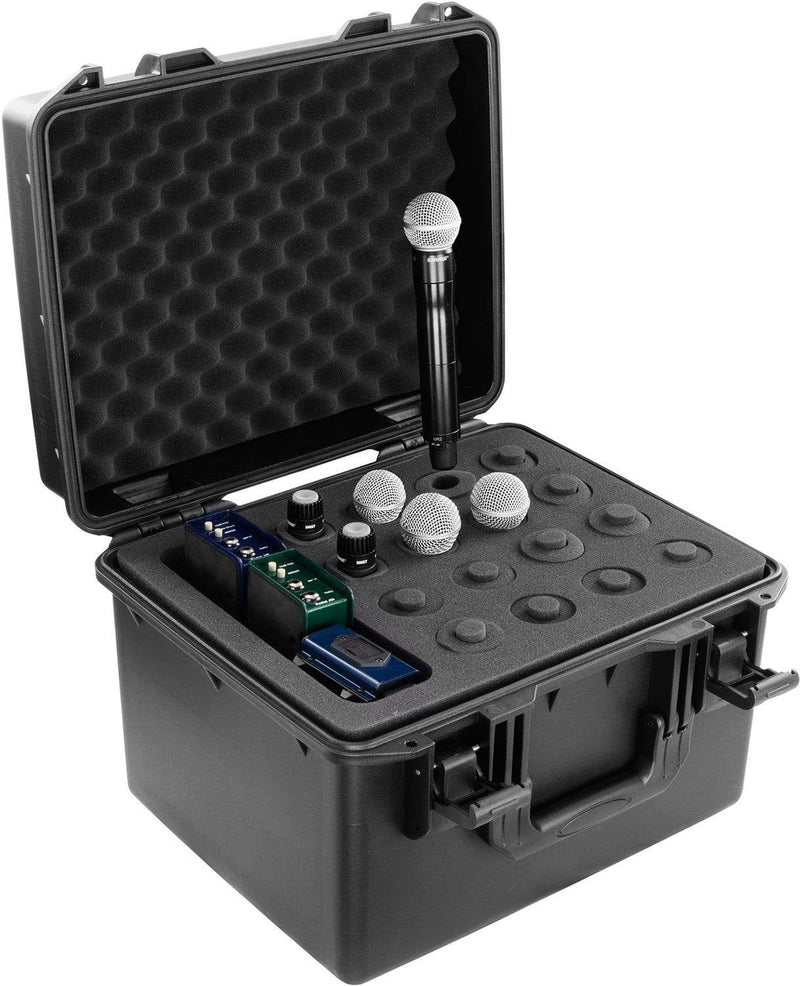 Odyssey VUMIC16 Watertight Mic Case for 16 Mics - PSSL ProSound and Stage Lighting