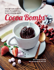 Cocoa Bombs Book by Eric Torres-Garcia