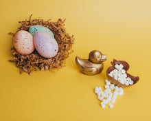 Load image into Gallery viewer, 5 Pack 24K Gold Rubber Ducky Cocoa Bombs