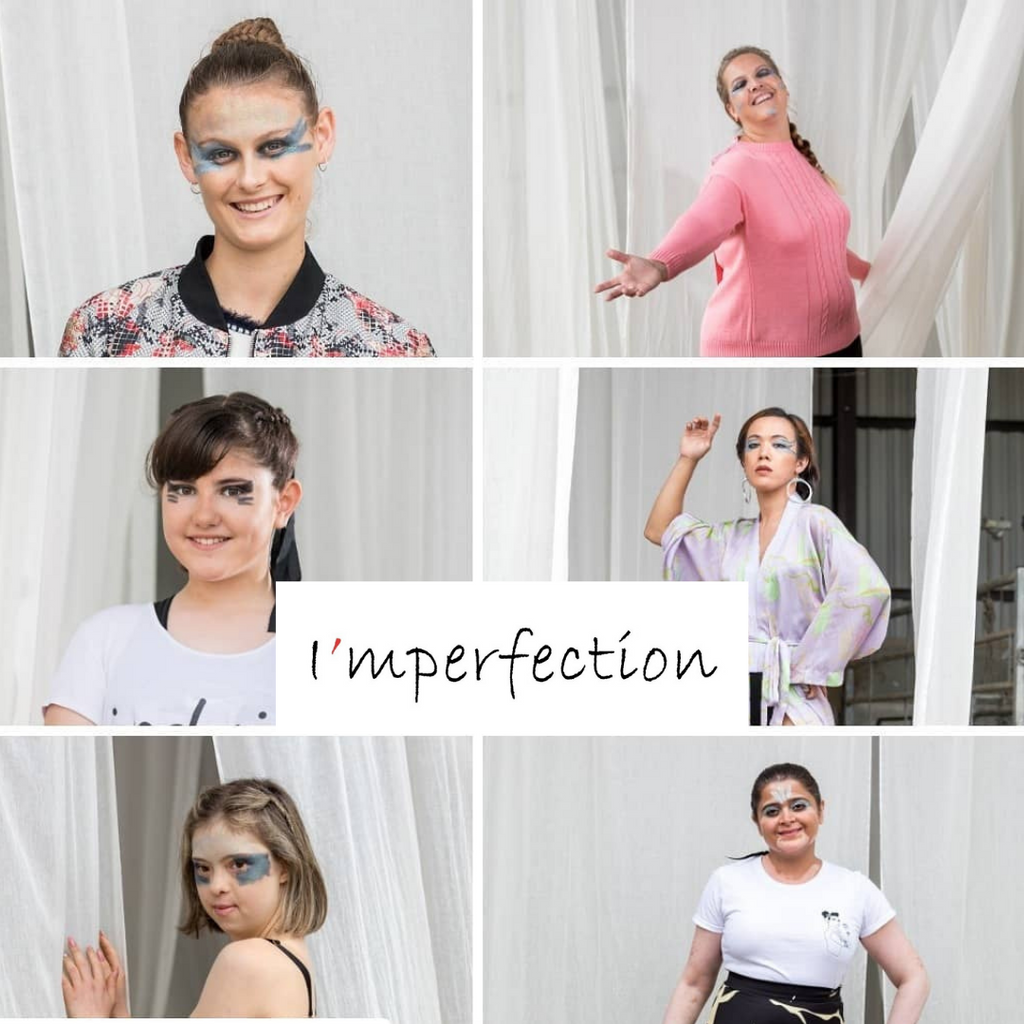 I'mperfection - SB Fashion Week London - We want everyone to feel included