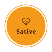 sative logo