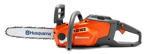 Husqvarna 120i Battery Chainsaw (Battery + Charger Kit)