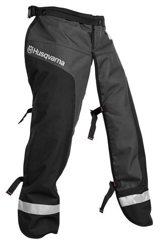 "Husqvarna ""Functional"" Protective Apron Chainsaw Wrap Chaps"