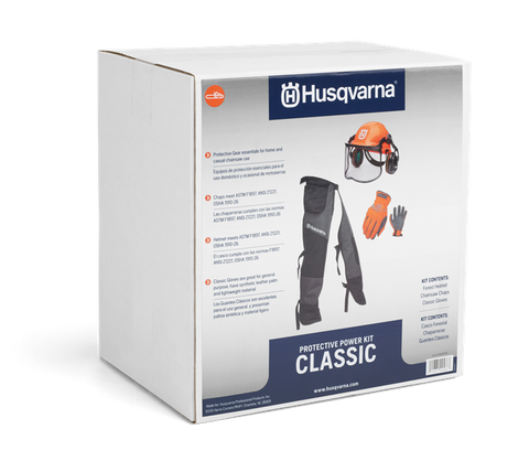 "Husqvarna Protective Power Kit ""Classic"""