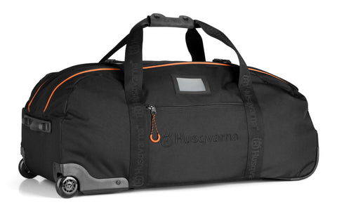 Husqvarna Xplorer Wheeled Trolley Gear Bag for Arborists and Lawn care professionals