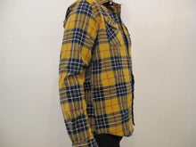 Load image into Gallery viewer, Shirt plaid yellow
