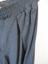 Load image into Gallery viewer, Loose 7/8 cotton trousers