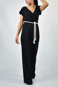 Jumpsuit with 5 buttons
