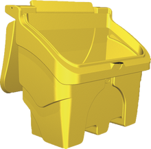 Load image into Gallery viewer, 200L Grit Bin for salt, sand, grit, chemical and spillage equipment