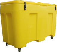 400L Grit Bin for salt, sand, grit, chemical and spillage equipment