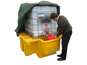 IBC Spill Pallets for corrosives N1