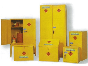 Flame Proof Cabinets