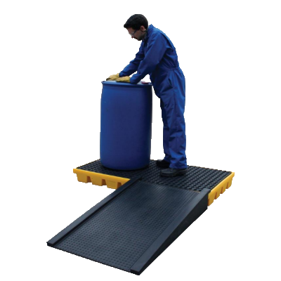 Ramp for Workfloors