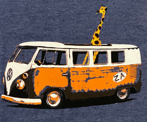 Giraffe Van Ladies