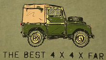 Load image into Gallery viewer, Aged Landy