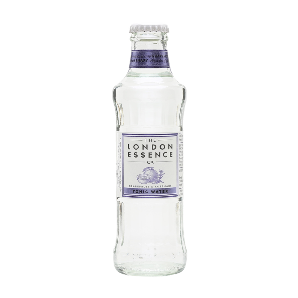 LONDON ESSENCE GRAPEFRUIT & ROSEMARY TONIC WATER