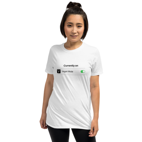 Vegan Mode T-Shirt