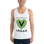Had Me at Vegan Classic Tank