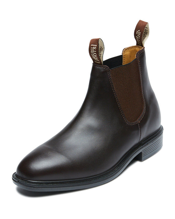 Brown Riding Boot - Brown