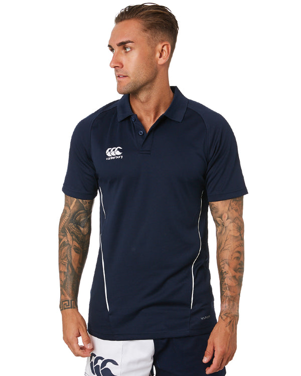 Team Dry Polo - Navy