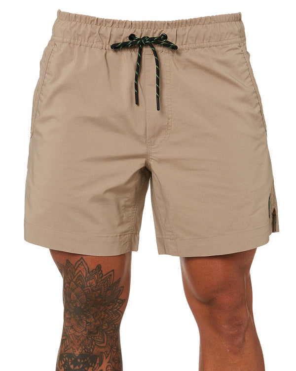 WS-4 Work Shorts - Khaki