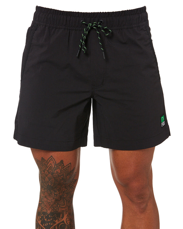 WS-4 Work Shorts - Black
