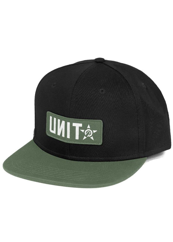 Ladies Civic Snapback Cap - Military