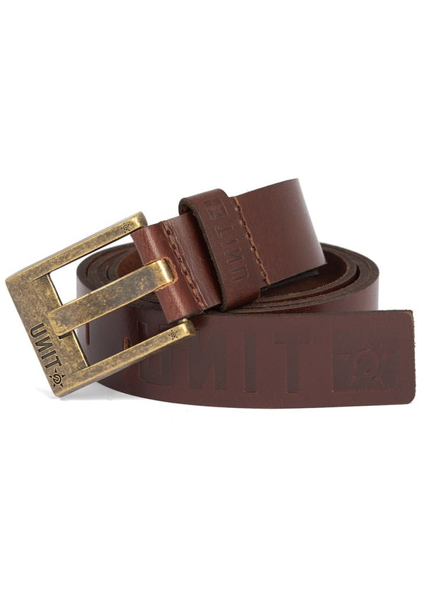 Fortitude Belt  - Dark Chocolate