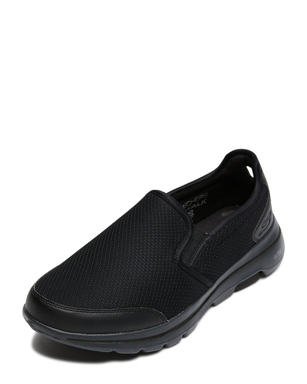 Go Walk 5 Delco - Black/Charcoal