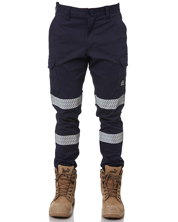 Strike Reflective Pants - Navy