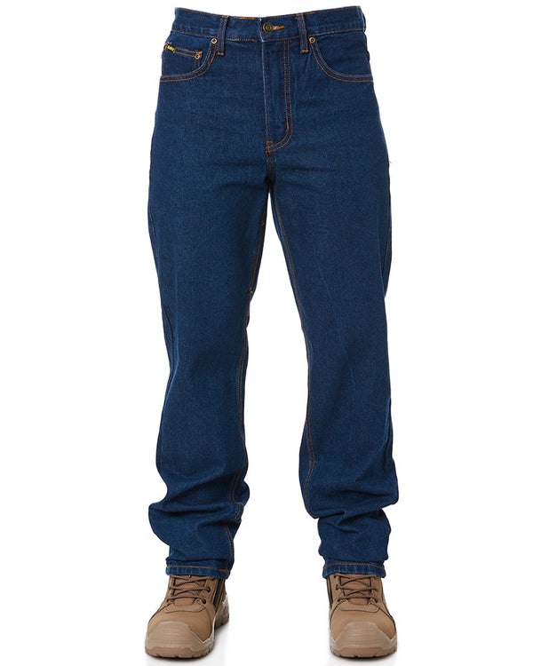 Rough Rider Denim Jean - Blue