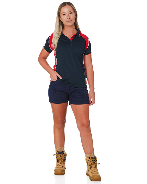 Womens Flex & Move Short Short - Navy