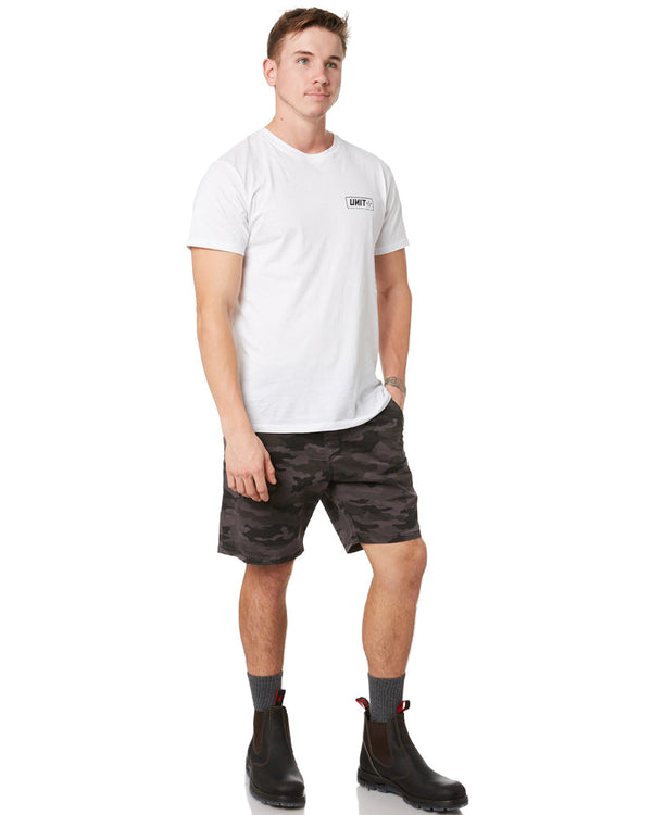 Stretched Out Walk Short - Camo