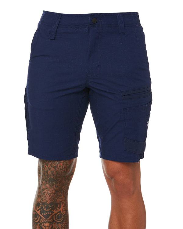 Raptor Active Mid Short - Navy