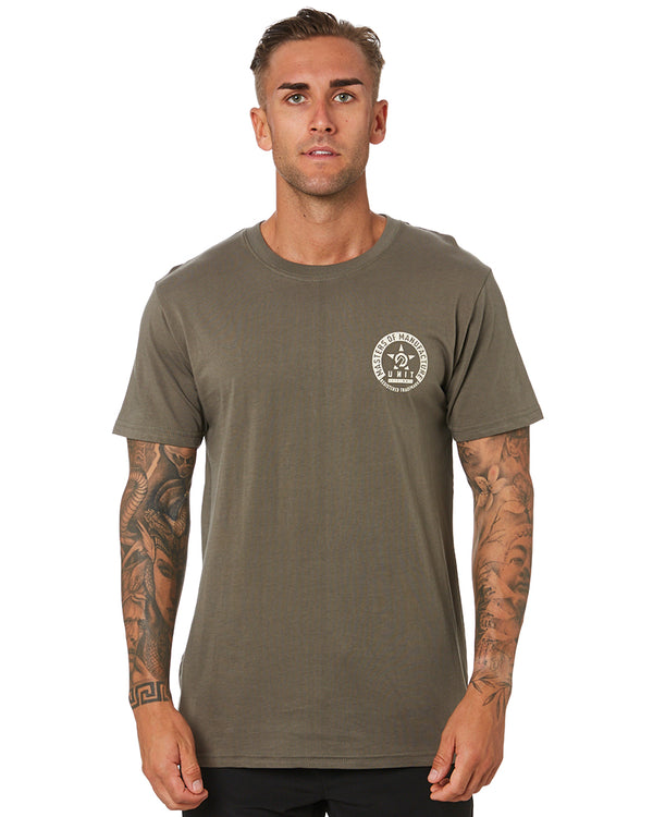 Branch Tee - Military