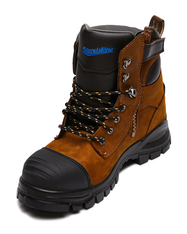983 Safety Work Boot - Crazy Horse