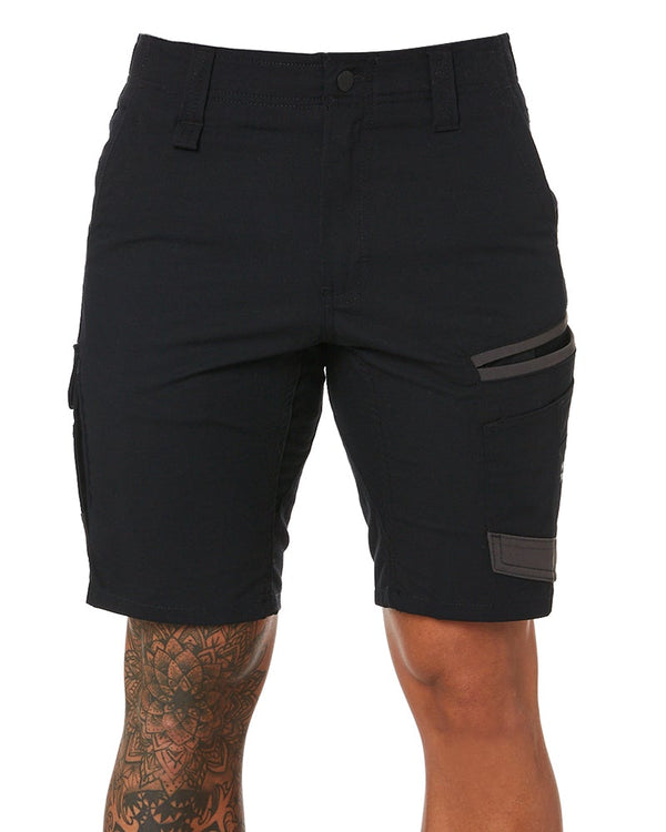 Raptor Active Mid Short - Black