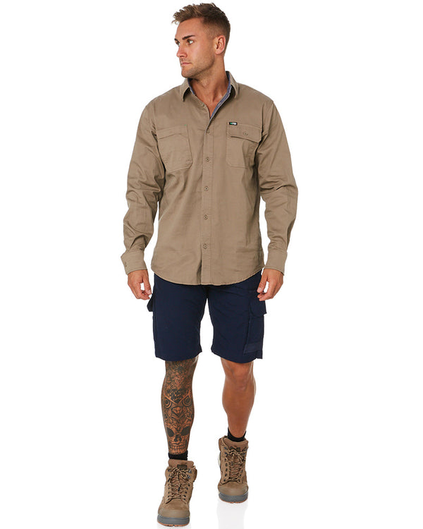 WS-1 Cargo Work Shorts - Navy