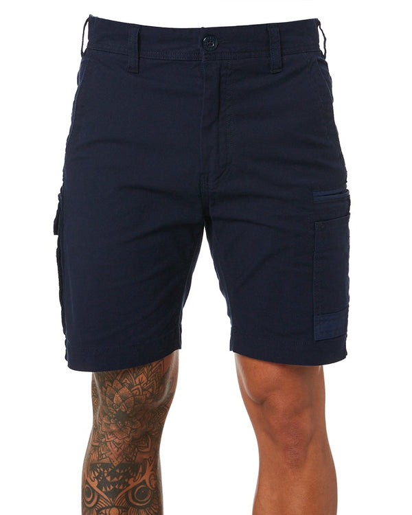WS-3 Stretch Work Short - Navy