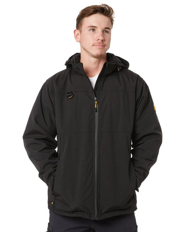 Chinook Waterproof Jacket - Black