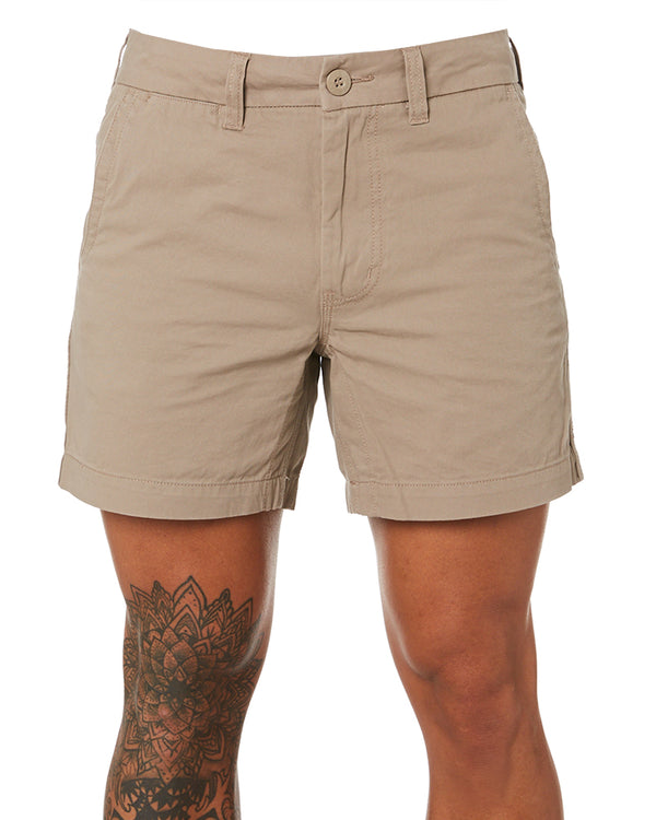 WS-2 Short Lightweight Work Shorts - Khaki