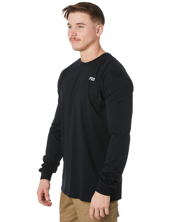 WLT-1 Long Sleeve Tee - Black