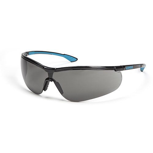 Sportstyle Safety Glasses - Black/Blue