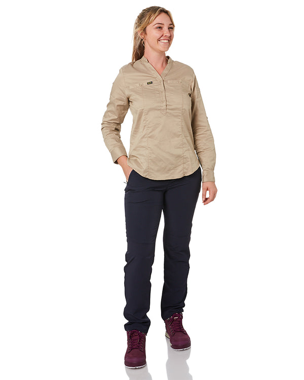 Ladies Flexlite Pants - Navy
