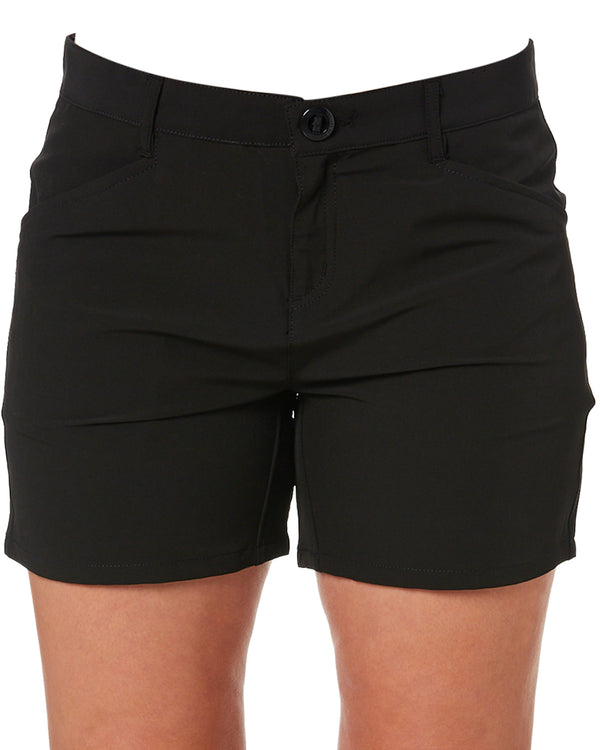 Ladies Flexlite Shorts - Black
