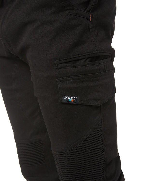 Womens Flex and Move Cargo Short - Stone