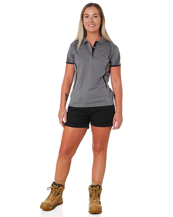 Womens Flex & Move Short Short - Black