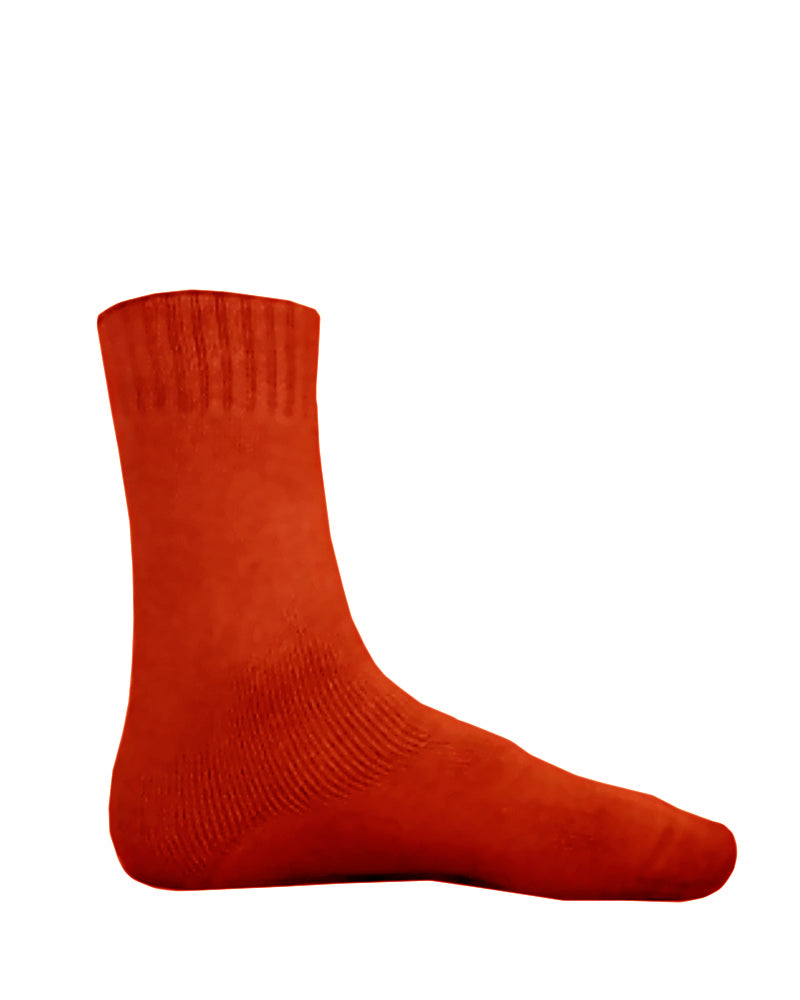 Extra Thick Socks Unisex - Red