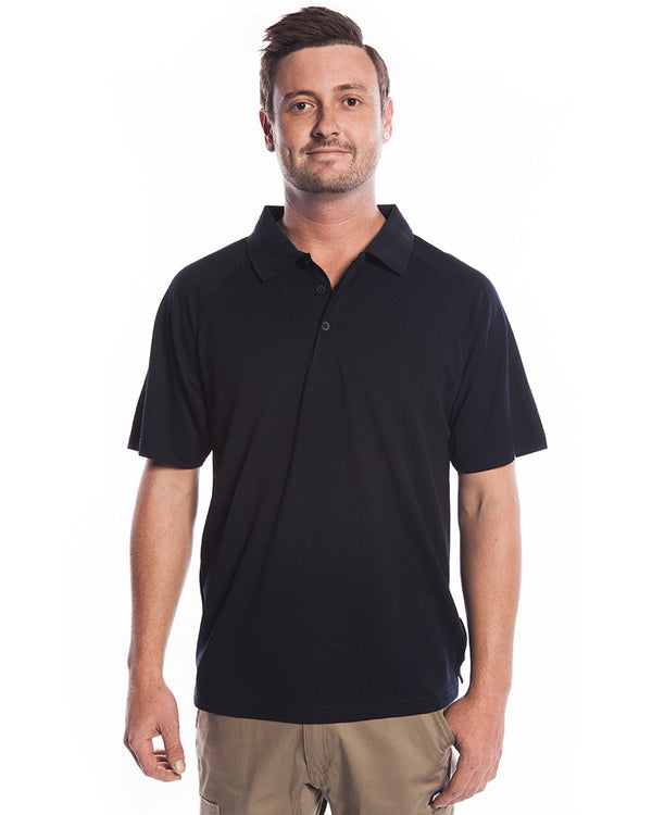 Sprint Biz Cool Polo - Navy